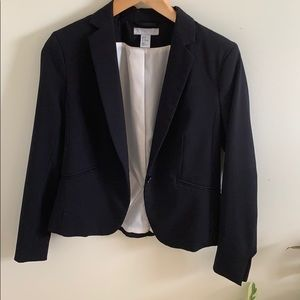 Woman'Black Blazer